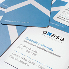 Chicago business cards printing affordable digital print customize business cards custom size printing reheart Images