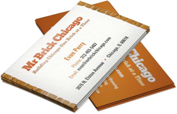 chicago business card printing