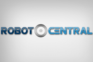 Robot Central Logo Design
